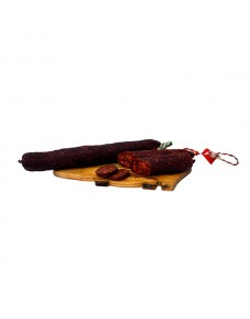 Morcilla achorizada de calabaza dulce